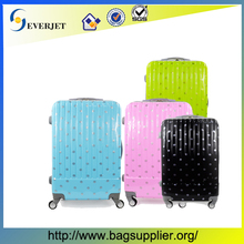 """Made in china 20"""" 24"""" ABC and PC luggage/ trolley travel bag"""