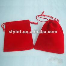 Custom Velvet Drawstring Bag