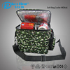 China cooler freezable wine cooler Camo insulated flexible funky cooler bag