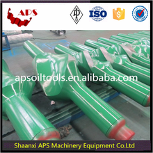 API Standard Drilling tools Forged integral blade drill stabilizer/oilfield spiral stabilizer for petroleum downhole equipment