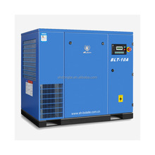 screw air compressor BLT-10A,Belt drive compressor