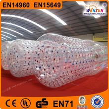 2015 walking inflatable water roller ball price for sale