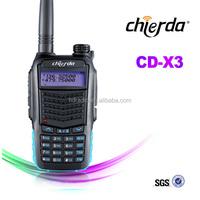Best quality taxi radio systems cheap uhf radio woki toki CD-X3
