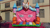 Park jumping place kids bouncy castle/ inflatable castle/kids playground