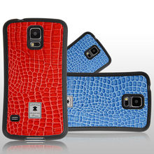 [TAKE91] SUPREME CROCO BUMPER CASE for Galaxy S4/S5, Note2/Note3