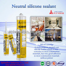 gap filler/acrylic joint sealer/caulking sealant neutral silicone sealant
