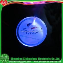 Christmas Gift Factory Wholesale Flashing Custom Colorful LED Badge
