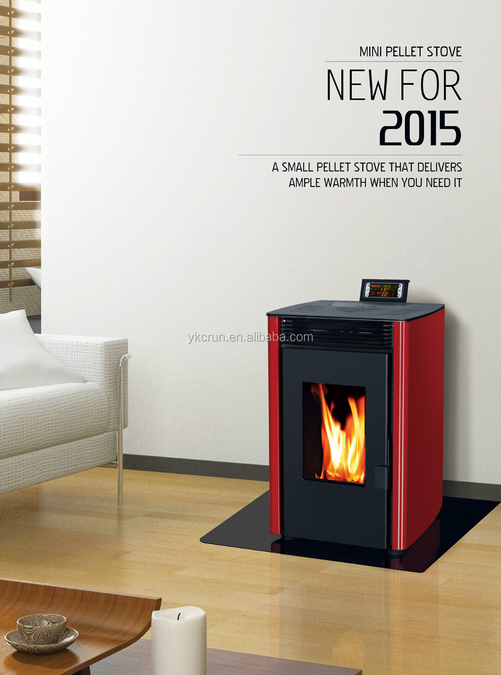 Cheap small pellet stove with modern design buy small pellet stove pellet stove biomass pellet - Pellet stoves for small spaces set ...
