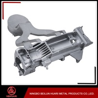 Hot sale factory directly belt tensioner pulley Aluminum Die Casting