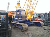 55T Halfnew famous Japanese brand Kobelco 7055 crane for sale in shanghai, China