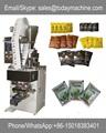 preço de fábrica padrão qs totalmente automático de coco açúcar máquina de embalagem