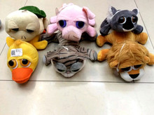 stuffed plush animal big eyed toys / small plush toy