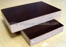 High Pressured Laminate timber plywood for commercial