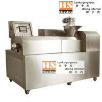 Multifunctional Spicy snack foods soy products Puffed soy products molding machine with high quality