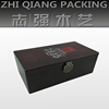 Wooden wine package box--high quality