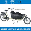 High quality front box cargo bike / Nanyang NYCYCLE