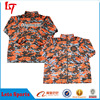China custom dye sublimation motor jerseys/ men's top style motor /racing jersey