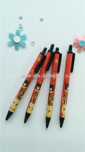 Promotional printing recycled paper ball pen