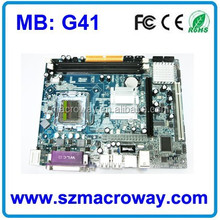 In large stock 2015 Best G41 Computer PC Motherboard