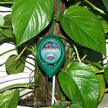 NEW 3in1 Garden Plant Flower Soil Moisture Test PH Light Meter hydroponics Analyzer