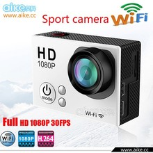 2015 New super silmer wifi sport camera js4000 G2 1080P Full HD Sport Cameras Sport DV