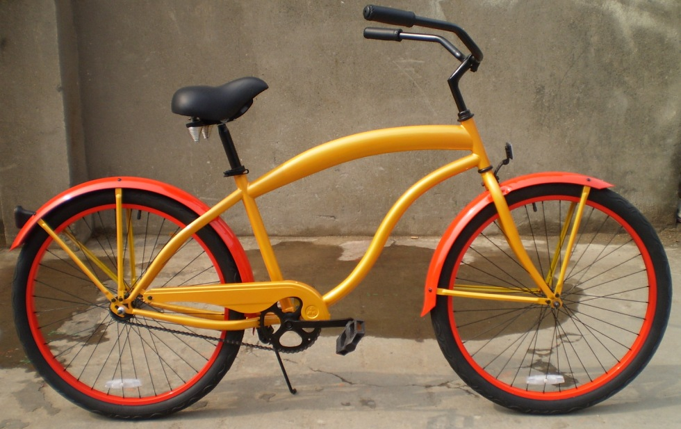 beach fahrrad