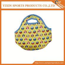 2014 high oem quality bear foldable shopping bag