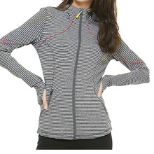 Autumn and winter female self-cultivation running jacket Hooded Coat big code Fitness Yoga coat