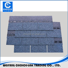 Good quality Lightweight 3 Tab roof shingle sheet