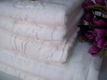 Jacquard hotel towel