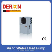 Deron high cop hot sale products, air to water heat pump
