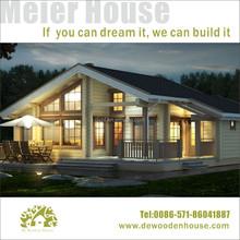 Leisure log cabin ,Villa wooden house