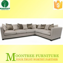 Moontree MSF-1169 italian style living room furniture soft comfortable sofa set