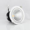 Energy saving 20W Unique LED downlight Ra80 Ra90 Ra97 optional high CRI dimmable lamp