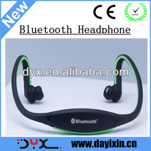 Headset sports wireless earphone mp3 player