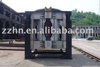 8T Steel shell Melting Furnace