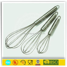 Stainless Steel Silicone Coated Whisk - Balloon Wire Whip Ultimate, silicone egg beater
