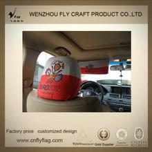 Plastic custom car seat head cover