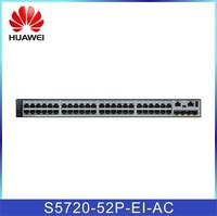 Huawei VRP Network Switch S5720-52P-EI-AC 48 port gigabit switch