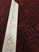 2015 new decorative moulding interior moulding of new design pu moulding cornice