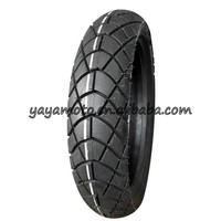 Cx-Moto Brand 30%-60% Rubber 4 Pr-12 Pr 100/80-14 Street Standard Tube And Tubeless Tyres