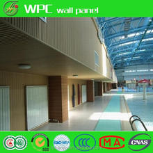 Trade Assurance Limit Rotproof WPC Wall Panel For Swimming Pool
