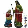 hote venta de christian polyresin figuras de la natividad