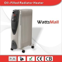 Bedroom Living Room Used Oil Heater & Electric Convector with Overheat Protection