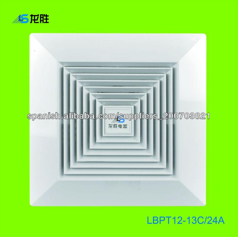 Extractor Ventilador Baño: Techo del baño extractor de aire – LBPT12-13C24A-Ventilador