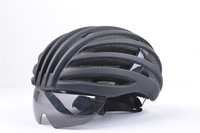 HB95 2016 AERO New design bicycle helmet yellow/pink/black/white 4 color special design Time Trial/road bike helmet for sale