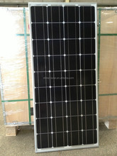 wholesale 100w mono solar panel 12V for hot sale