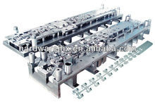 Advanced and rigorous metal stamping mould design