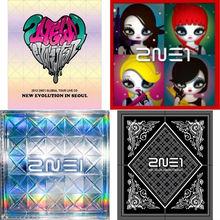 KOREA KOREAN/ HALLYU / IDOL 2NE1 / YG Family / Official New Album sealed / KPOP