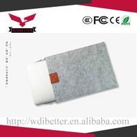 Fashion Felt Tablet Sleeve For Macbook Air